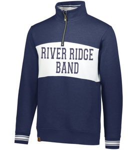 RR-BND-298-10 - Holloway IVY League Pullover - River Ridge Band Logo