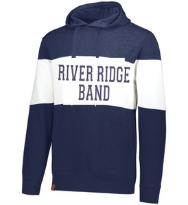 Item RR-BND-299-10 - Holloway IVY LEAGUE HOODIE - River Ridge Band Logo
