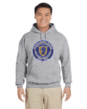 Load image into Gallery viewer, Item RR-BND-303-2 - Gildan-Hoodie - RR Marching Band Logo