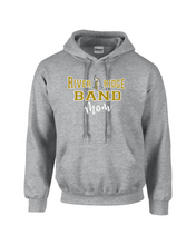 Load image into Gallery viewer, Item RR-BND-303-6 - Gildan-Hoodie - RR Band Mom Logo