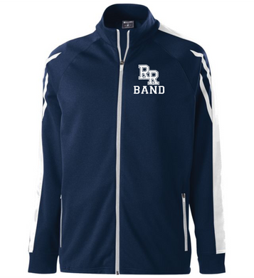 Item RR-BND-414-3 - Holloway Flux Jacket - RR Band Logo