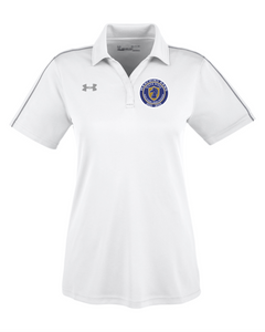 Item RR-BND-505-2 - Under Armour Tech Polo - RR Marching Band Logo