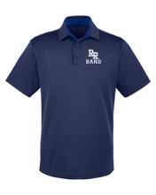 Load image into Gallery viewer, Item RR-BND-505-3 - Under Armour Tech Polo - RR Band Logo