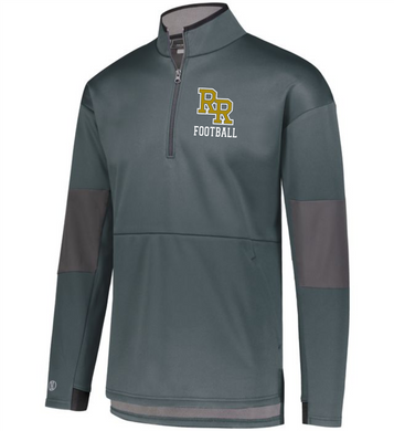 Item RR-FB-103-1 -  Holloway Sof-Stretch Pullover - RR Football Logo
