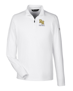 Item RR-FB-106-1 - Under Armour UA Tech™ Quarter-Zip - RR Football Logo