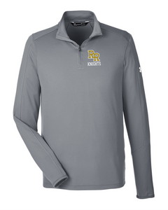 Item RR-FB-106-2 - Under Armour UA Tech™ Quarter-Zip - RR KNIGHTS Logo