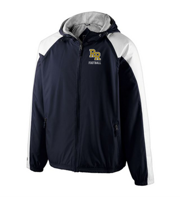 Item RR-FB-401-1 - Holloway Homefield Jacket - RR Football Logo
