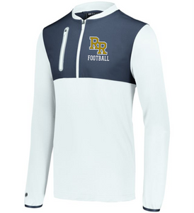 Item RR-FB-405-1 - Holloway Weld Hybrid Pullover  - RR Football Logo