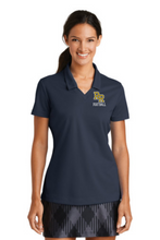 Load image into Gallery viewer, Item RR-FB-499-1 - Nike Dri-FIT Micro Pique Polo - RR Football Logo