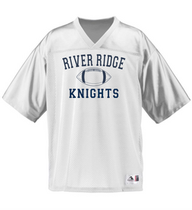 Item RR-FB-511-7 - Augusta Stadium Replica Jersey - RR Football Jersey Logo