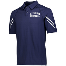 Load image into Gallery viewer, Item RR-FB-541-10 - Holloway Flux Polo - River Ridge Football Logo