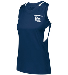 Item RR-FB-522-9 - Augusta Ladies Crossover Tank - Laces & KNIGHT Back Logo