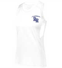 Load image into Gallery viewer, Item RR-FB-522-9 - Augusta Ladies Crossover Tank - Laces & KNIGHT Back Logo