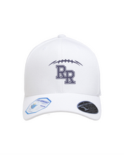 Load image into Gallery viewer, Item RR-FB-903-9 - Flexfit Adult Cool and Dry Tricot Cap - RR FB Laces Logo