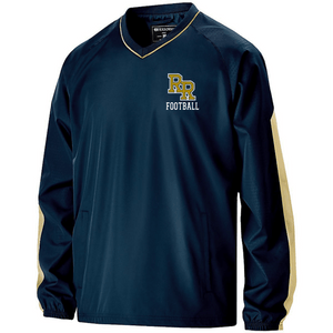 Item RR-FB-405-1 - Holloway Bionic Windshirt - RR Football Logo