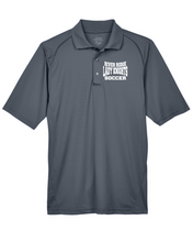 Load image into Gallery viewer, Item RR-SOC-506-2 - Ash City - Extreme Performance™ Shield Snag Protection Short-Sleeve Polo - RR KNIGHTS Soccer Logo