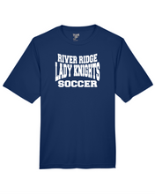 Load image into Gallery viewer, Item RR-SOC-605-2 - Team 365 Zone Performance Short Sleeve T-Shirt - RR KNIGHTS Soccer Logo