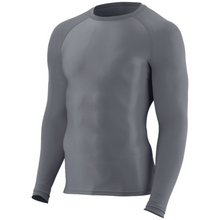 Load image into Gallery viewer, Item WW-FB-721 Augusta HYPERFORM COMPRESSION LONG SLEEVE SHIRT