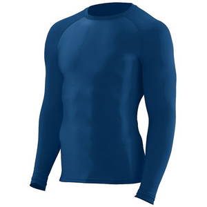 Item RR-BND-731 Augusta HYPERFORM COMPRESSION LONG SLEEVE SHIRT