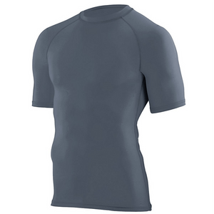 Item RR-BND-733 Augusta HYPERFORM COMPRESSION SHORT SLEEVE SHIRT