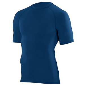 Item RR-FB-733 Augusta HYPERFORM COMPRESSION SHORT SLEEVE SHIRT