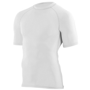 Item RR-XC-733 Augusta HYPERFORM COMPRESSION SHORT SLEEVE SHIRT