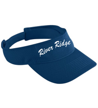 Load image into Gallery viewer, Item RR-XC-904 - Augusta Athletic Mesh Visor - River Ridge Logo