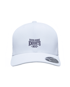 Item RR-XC-905-1 - Team 365 by Flexfit Adult Cool & Dry Performance Cap - River Ridge KNIGHTS XC Logo