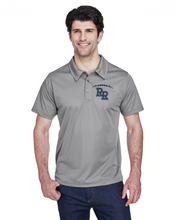 Load image into Gallery viewer, Item RR-FB-603-9 - Team 365 Command Snag Protection Polo - RR FB Laces Logo