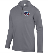 Load image into Gallery viewer, Item WW-FB-102-1 - Augusta 1/4 Zip Wicking Fleece Pullover - WW Wolverine Logo