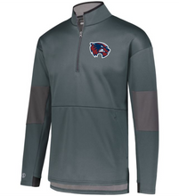 Load image into Gallery viewer, Item WW-FB-103-1 -  Holloway Sof-Stretch Pullover - WW Wolverine Logo