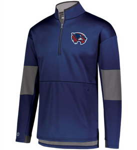 Item WW-FB-103-1 -  Holloway Sof-Stretch Pullover - WW Wolverine Logo
