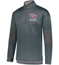 Load image into Gallery viewer, Item WW-FB-103-2 -  Holloway Sof-Stretch Pullover - WW Football Logo