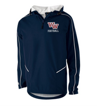 Load image into Gallery viewer, Item WW-FB-404-2 - Holloway Wizard Pullover - WW Football Logo