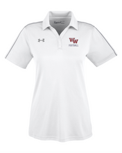 Load image into Gallery viewer, Item WW-FB-505-2 - Under Armour Tech Polo - WW Football Logo