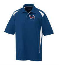 Load image into Gallery viewer, Item WW-FB-506-1 - Augusta Premier Polo - WW Wolverine Logo