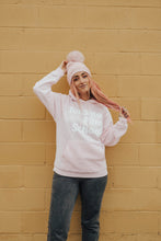 Load image into Gallery viewer, TFS PALE PINK CLIQUE BASIC FLC P/O HOODIE