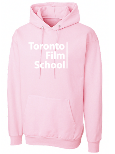 TFS PALE PINK CLIQUE BASIC FLC P/O HOODIE