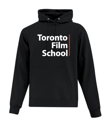 TFS STACKED BLACK ATC™ EVERYDAY FLEECE HOODIE