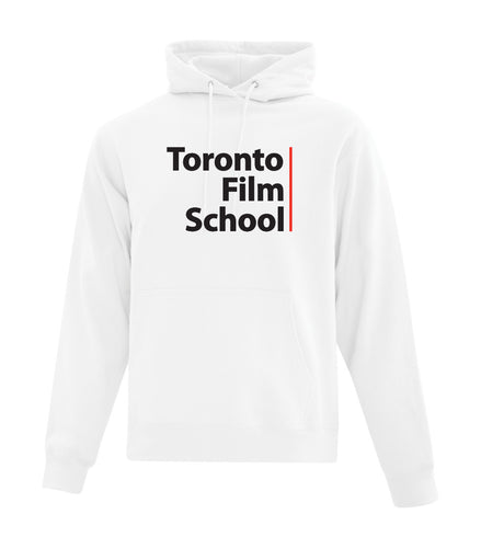TFS STACKED WHITE ATC™ EVERYDAY FLEECE HOODIE