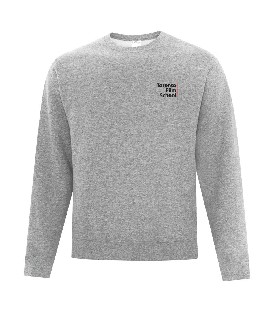 TFS ATHLETIC HEATHER ATC™ EVERYDAY FLEECE CREWNECK SWEATSHIRT