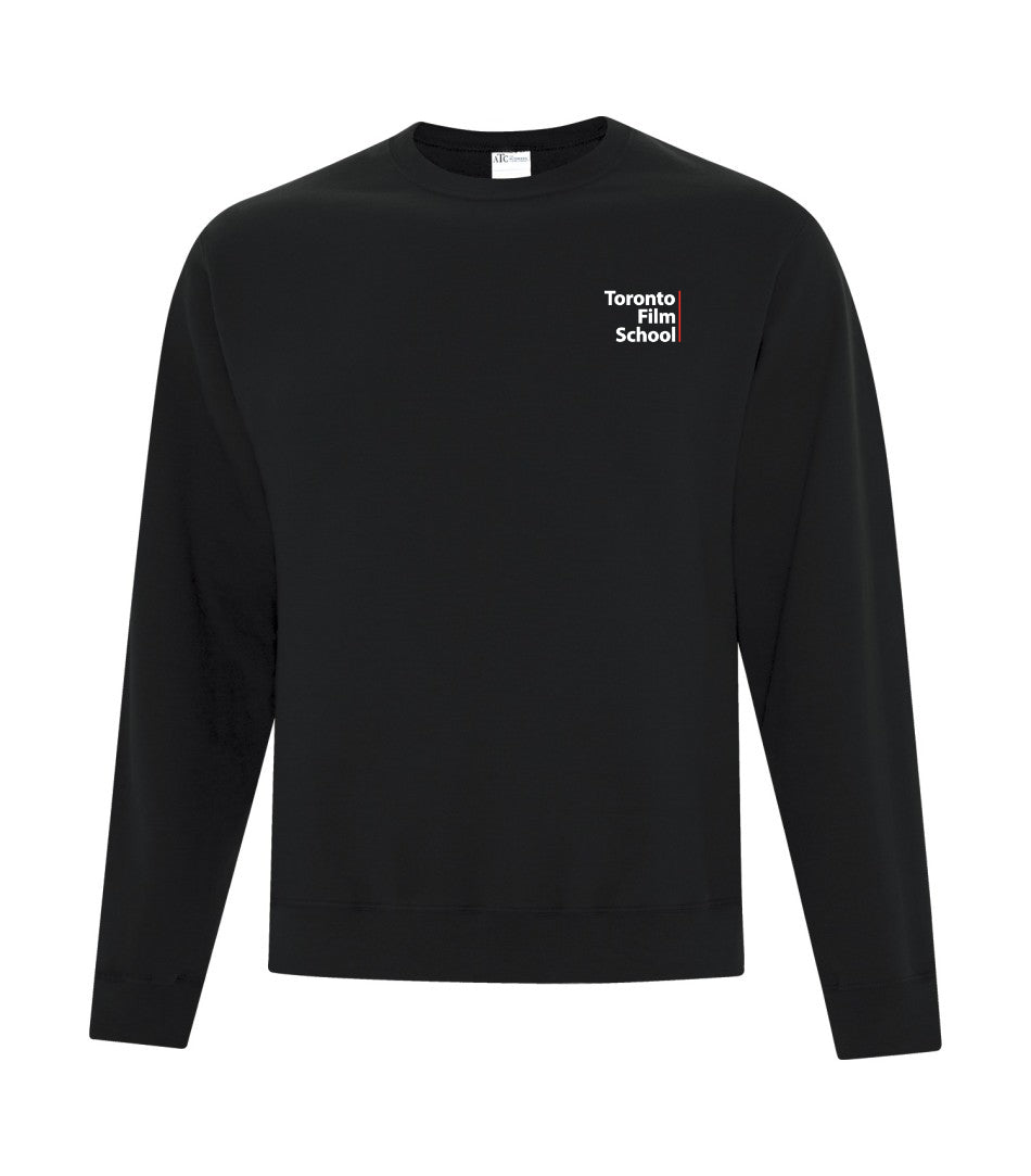 TFS BLACK ATC™ EVERYDAY FLEECE CREWNECK SWEATSHIRT