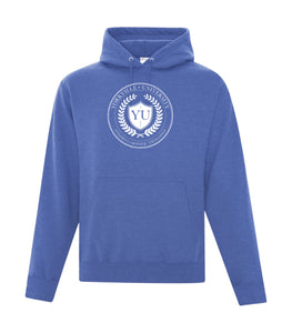 YU HEATHER ROYAL ATC™ EVERYDAY FLEECE HOODIE