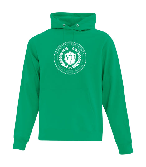 YU KELLY GREEN ATC™ EVERYDAY FLEECE HOODIE