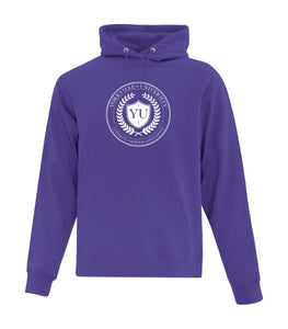 YU PURPLE ATC™ EVERYDAY FLEECE HOODIE