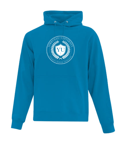 YU SAPPHIRE ATC™ EVERYDAY FLEECE HOODIE