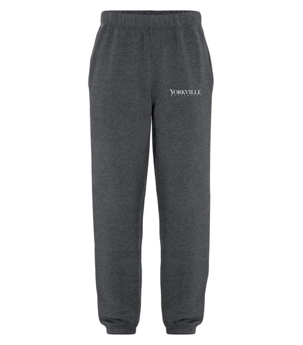YU DARK HEATHER GREY ATC™ EVERYDAY FLEECE SWEATPANTS