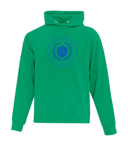 LIMITED EDITION YU KELLY GREEN ATC™ EVERYDAY FLEECE HOODIE