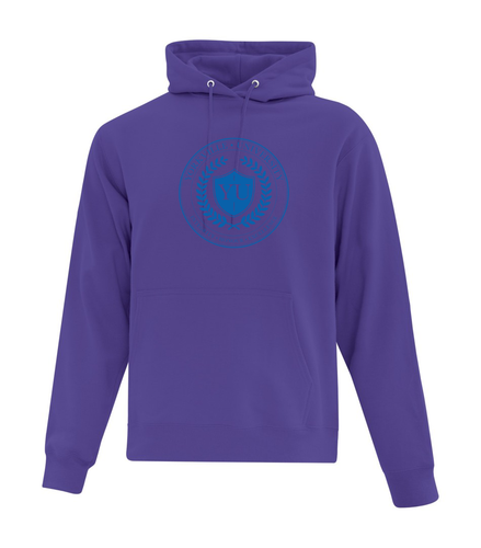 LIMITED EDITION YU PURPLE ATC™ EVERYDAY FLEECE HOODIE