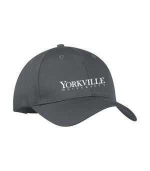 YU GREY NEW ERA® - ADJUSTABLE STRUCTURED CAP